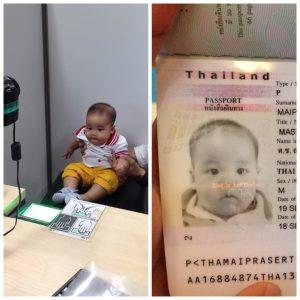 Orca's passport